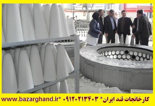 کارخانجات قند در ایران
